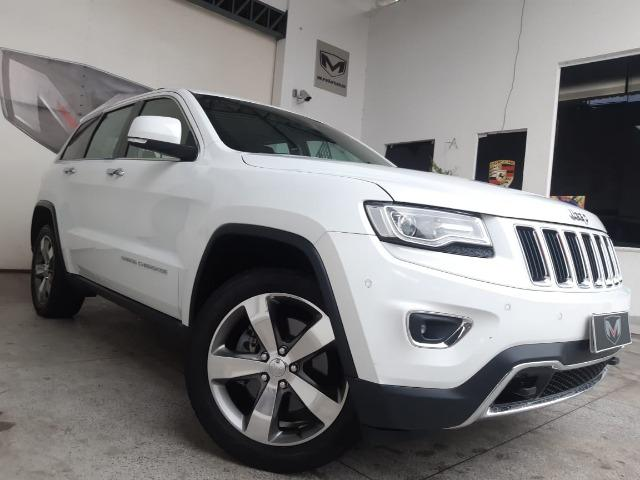 Jeep Grand Cherokee 3.6 Limited 4x4 v6 2015/2015 Branca - Foto 3