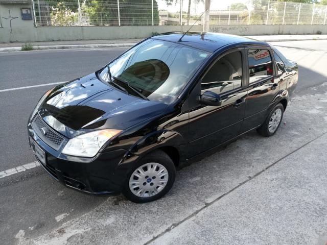 Fiesta Sedan Flex Completo Baixa KM Ideal UBER! Troco Financio