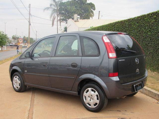 CHEVROLET MERIVA JOY 1.8 MPFI 8V FLEXPOWER - Foto 8