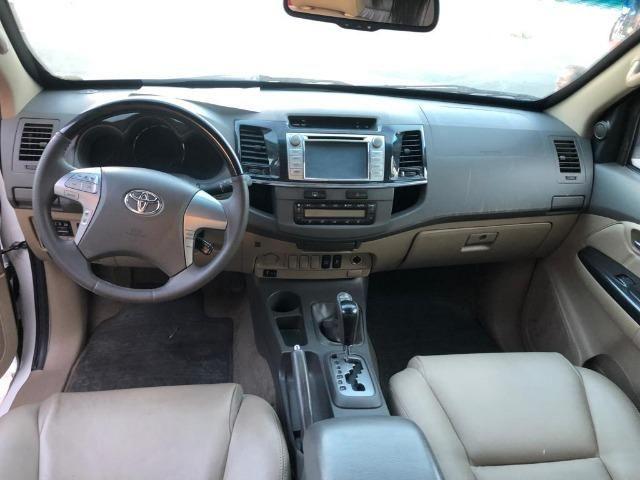 Hilux SW4 SRV 4X4 Diesel Blindada - Foto 7