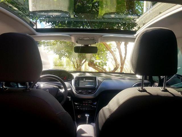 Peugeot 208 1.6 Griffe 16V Flex 4P Automático - Impecável -Oportunidade imperdivel - Foto 4