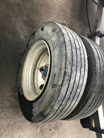 Sucata de Caminhão M. Benz 710 Plus 10/11(Somente p/ retirada de peças) - Foto 6