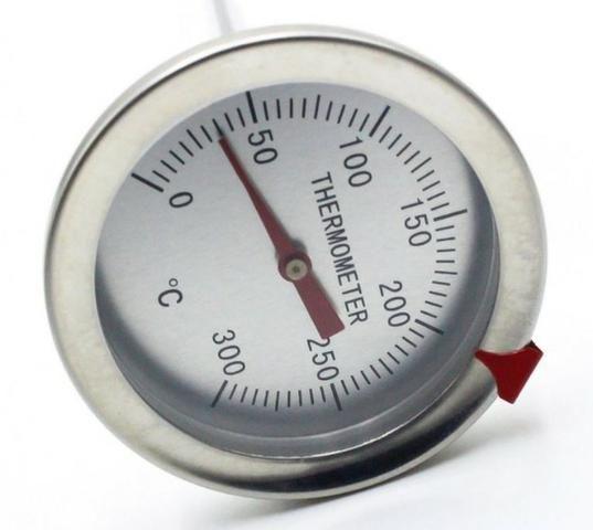 COD-AP50 Termômetro Analógico Culinário Churrasco Cozinha Alimentos Automação Robotica
