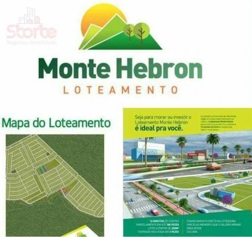 ÁGIO de terreno à venda, 300 m² por R$ 37.000 - Monte Hebron - Uberlândia/MG - Foto 16