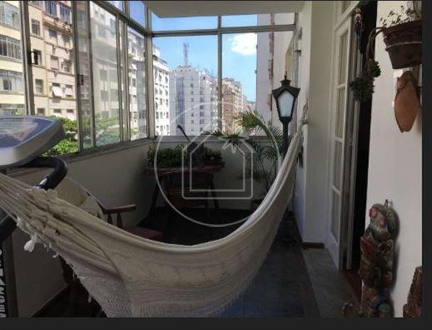 Apartamento à venda com 3 dormitórios em Copacabana, Rio de janeiro cod:878926 - Foto 3