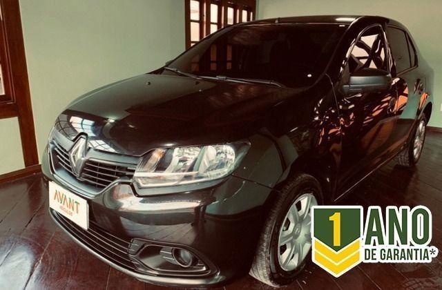 Renault Logan Authentique 1.0 (Flex) 2019
