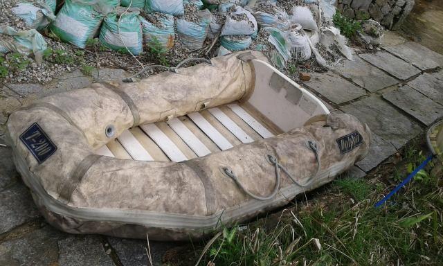 Bote inflável de apoio - Foto 2
