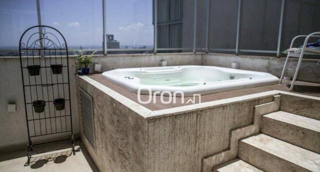 Cobertura com 3 dormitórios à venda, 170 m² por R$ 890.000,00 - Jardim Goiás - Goiânia/GO - Foto 16