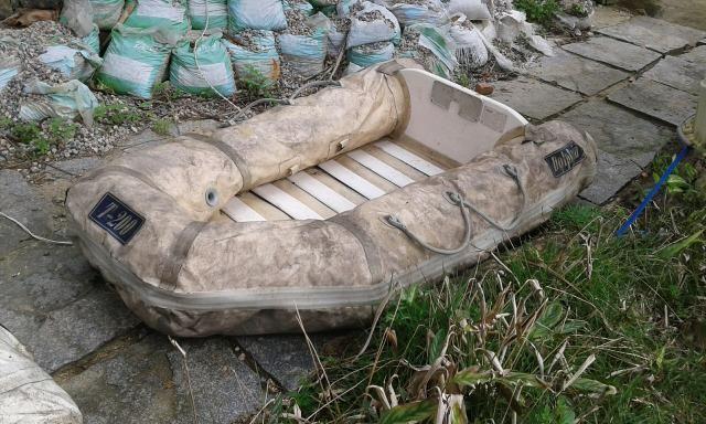 Bote inflável de apoio - Foto 3