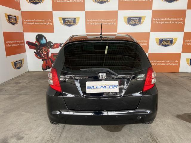 Honda Fit LX 1.4 Automático + Couro - Foto 5
