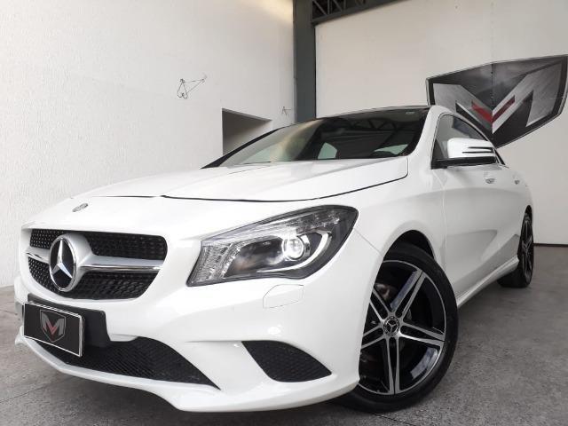 M.Benz CLA 200 1.6 First Edition tb 2013/2014 Branca