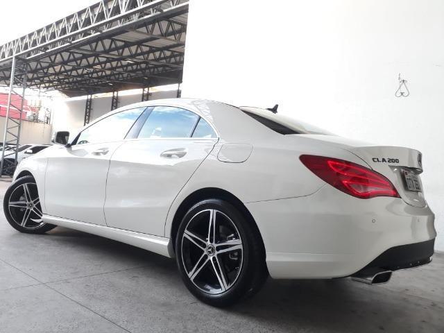 M.Benz CLA 200 1.6 First Edition tb 2013/2014 Branca - Foto 2