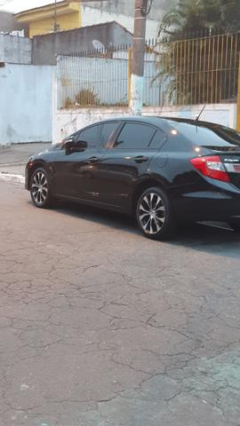 Honda civic lxr unico dono - Foto 2