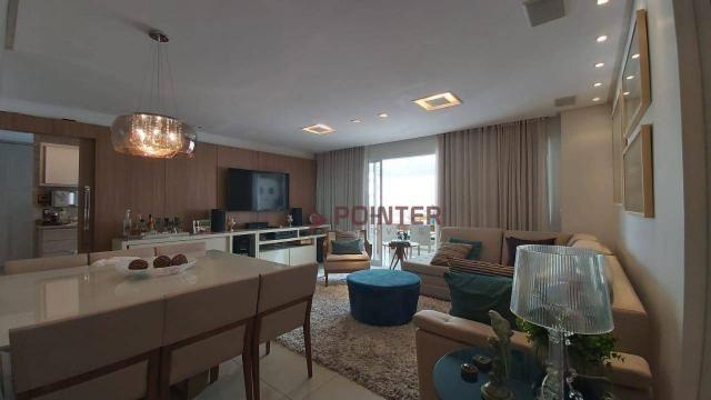 Apartamento Duplex com 3 quartos à venda, 155 m² Setor Bueno - Foto 5