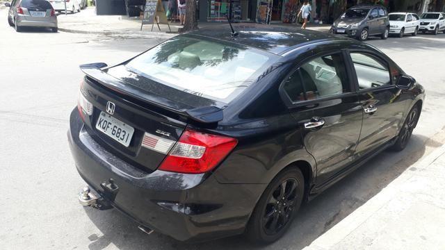 Vendo honda civic exs 2012 R$ 39.000 - Foto 5