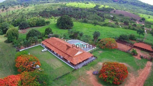 Fazenda à venda, 5614400 m² por R$ 15.000.000,00 - Zona Rural - Cachoeira Alta/GO - Foto 13