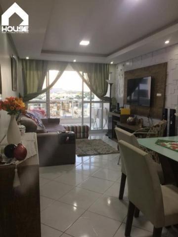 Apartamento à venda com 3 dormitórios em Praia do morro, Guarapari cod:AP1013 - Foto 11