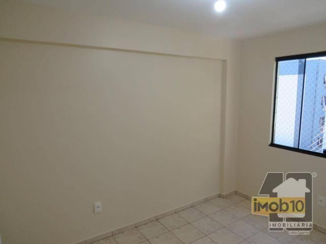 Apartamento com 2 dormitórios para alugar, 56 m² por R$ 950,00/mês - Edificio Itatiaia - F - Foto 12