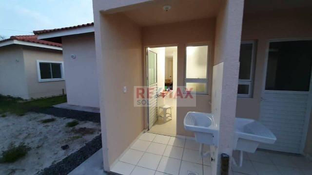 Casa cond. residencial Acássia com 2 quartos sendo 1 suíte, 67 m² por R$ 285.000- Reserva  - Foto 4