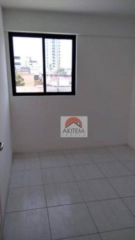 Apartamento com 3 quartos para alugar, 64 m² por R$ 1.800/mês - Casa Caiada - Olinda/PE - Foto 16