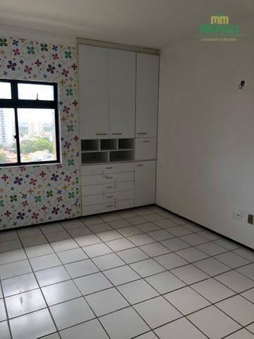 Apartamento com 3 dormitórios à venda, 160 m² por R$ 550.000,00 - Dionisio Torres - Fortal - Foto 11