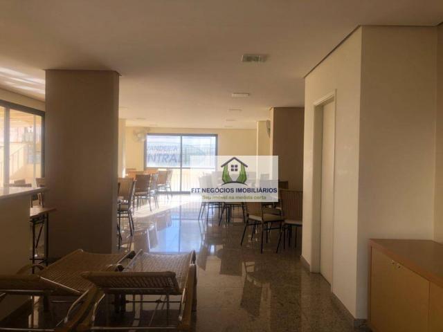 Apartamento com 4 dormitórios para alugar, 190 m² por R$ 2.700/mês - Centro - São José do  - Foto 15