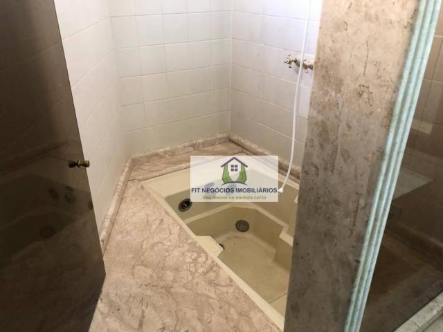 Apartamento com 4 dormitórios para alugar, 190 m² por R$ 2.700/mês - Centro - São José do  - Foto 14