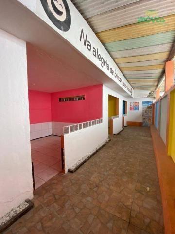 Casa para alugar, 600 m² por R$ 4.800,00/mês - Vila União - Fortaleza/CE - Foto 9