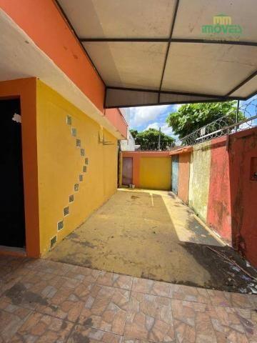 Casa para alugar, 600 m² por R$ 4.800,00/mês - Vila União - Fortaleza/CE - Foto 20