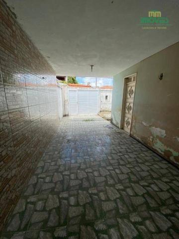 Casa com 2 dormitórios para alugar, 300 m² por R$ 2.800,00/mês - Vila União - Fortaleza/CE - Foto 3