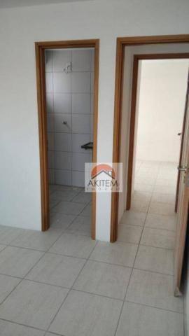 Apartamento com 3 quartos para alugar, 64 m² por R$ 1.800/mês - Casa Caiada - Olinda/PE - Foto 17