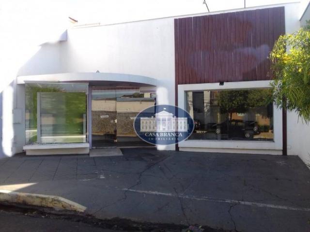 Salão comercial à venda, Vila Mendonça, Araçatuba - SL0047.