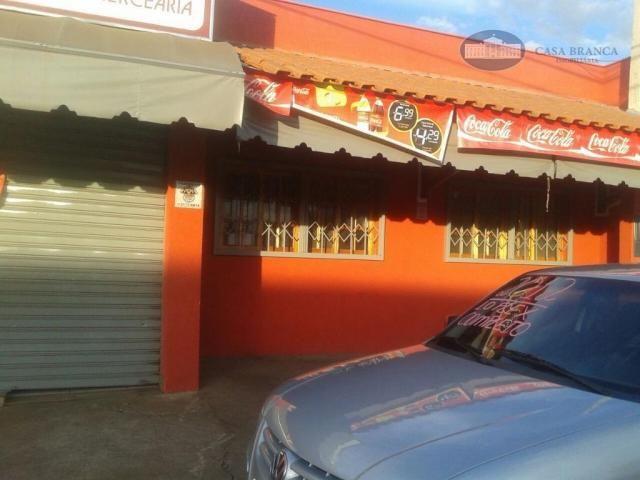 Prédio comercial à venda, Ipanema, Araçatuba - PR0016.