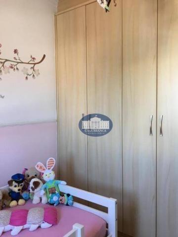 Apartamento com 3 dormitórios à venda, 88 m² por R$ 290.000 - Saudade - Araçatuba/SP - Foto 6