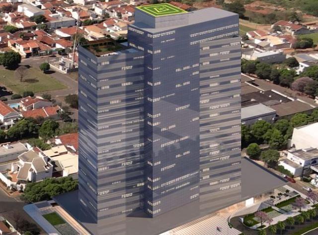 Sala para alugar, 42 m² por R$ 1.900,00/mês - Jardim Nova Yorque - Araçatuba/SP - Foto 3