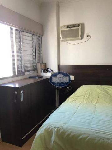 Apartamento com 3 dormitórios à venda, 88 m² por R$ 290.000 - Saudade - Araçatuba/SP - Foto 4