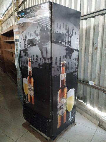 Cervejeira Polofrio 560L seminova 110v Frete Grátis - Foto 2