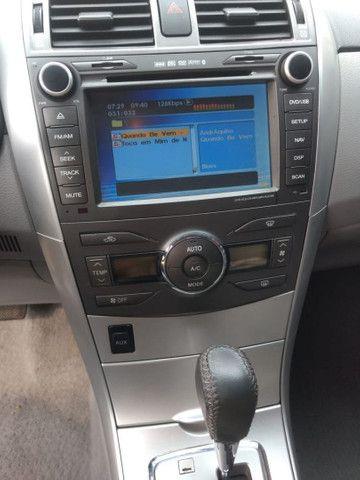 Corolla 2012gli automático valor 38.700 - Foto 12