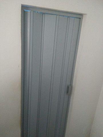 Porta sanfonadas(Sem instalação) c/opção de cor e tamanho. Promoção! - Foto 3