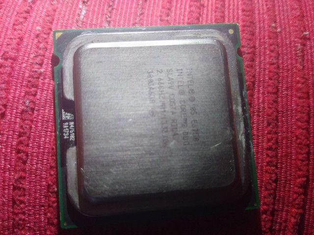 Processador intel Core 2 Duo E6750 2.66GHZ