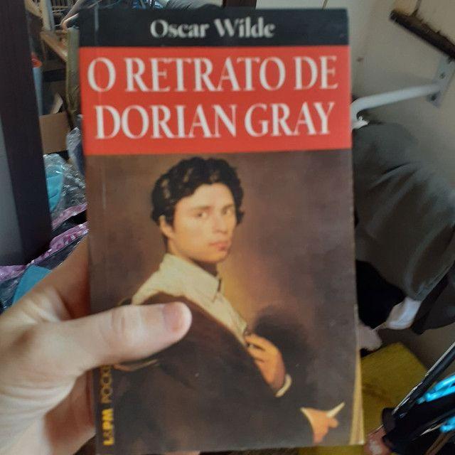 O retrato do Dorian Gray