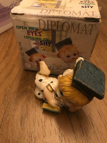 Boneco de Porcelana