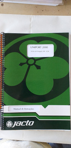 Catálogo peças, manual, Ad7b, Uniport, FG85, FR12, FB80, 70ci, FH200, 4CT - Foto 13