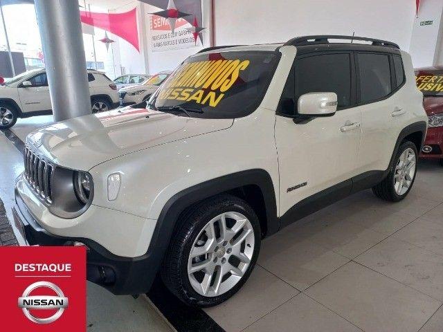 Jeep Renegade Limited Automático 2019 Branco - Foto 3