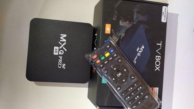 TV BOX MXQ PRO 5G 4K - Foto 2