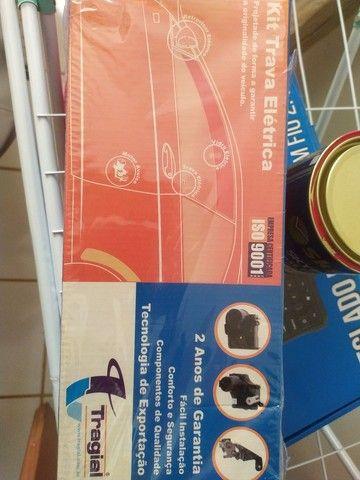 Vendo Teclado, Tinta e Trava Elétrica - Foto 3