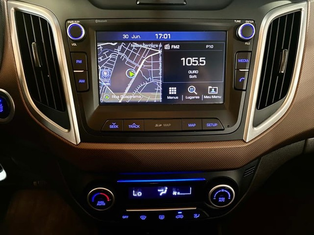 Hyundai Creta Prestige 2.0 At 2018 - Foto 17