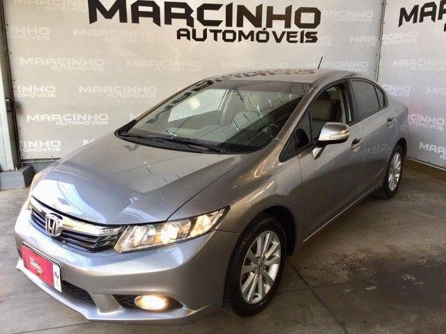 """Civic Sedan LXR 2.0 Flexone 16V Aut. """"Carro Impecável-Pneus Novos"""" - Foto 2"""
