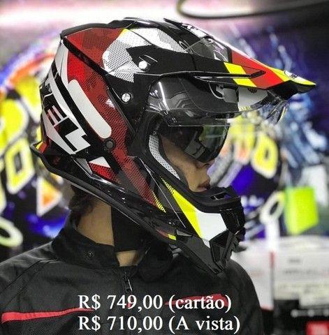 Capacete Off-Road helt e X11 a partir de R$ 520,00 JL Parts