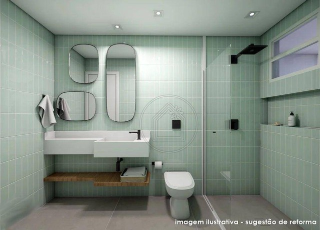 Apartamento com 3 dormitórios à venda, 110 m² por R$ 1.850.000,00 - Ipanema - Rio de Janei - Foto 6